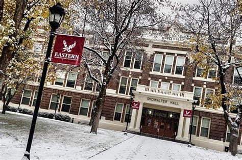 Eastern Washington Mba Admission by Graduate Curriculum