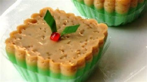 Cetakan Kue Talam Warna Hijau ummi yashila resep kue talam pandan
