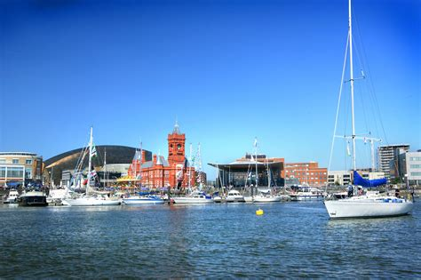 cardiff bay boat trips flat holm cardiff bay ranked in top uk autumn attractions list