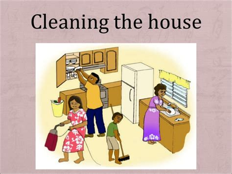 House Chores by Household Chores
