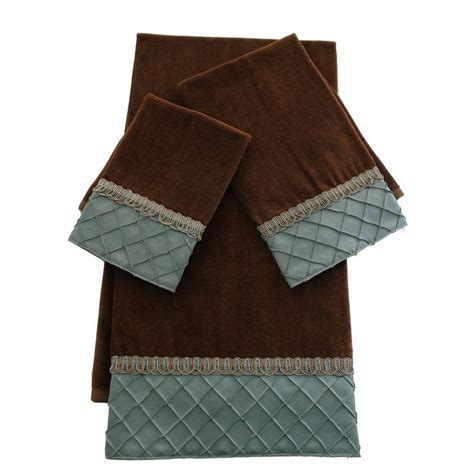 brown patterned bath towels 105 best images about home decor bathroom decorative