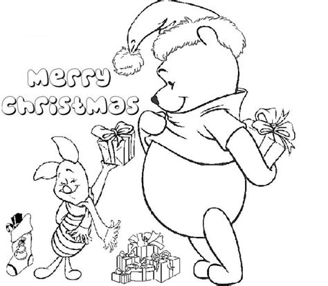 merry christmas coloring pages wallpapers