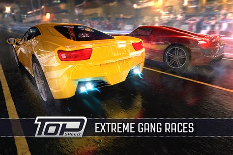 download mod game top speed top speed drag fast racing apk v1 06 mod money