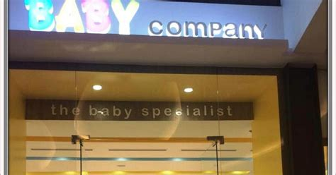 Sm Department Store Baby Section by Store Re Opening Of Baby Company In Power Plant Mall