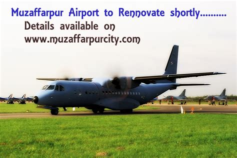 city news flight from muzaffarpur to rest of india patahi airport