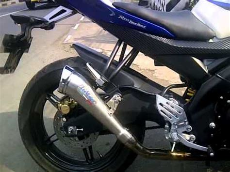 Knalpot R15 All Newvvav3 mr knalpot test sound leo vince cobra evo2 yamaha r15