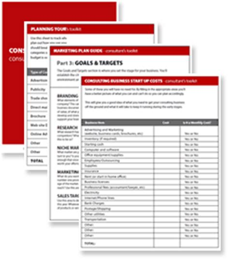 consulting business plan template free free consulting marketing plan template business forms