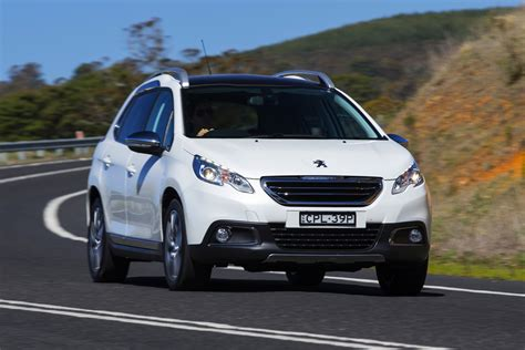 Peugeot 2008 Crossover White Imgkid Com The Image
