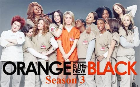 The New Black 2 by Orange Is The New Black Sezon 3 2015