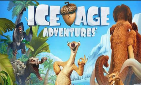 download game android ice age adventure mod apk ice age adventures hack apk acorns shell and berries