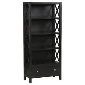 black bookshelves target bookcase black 5 shelf target