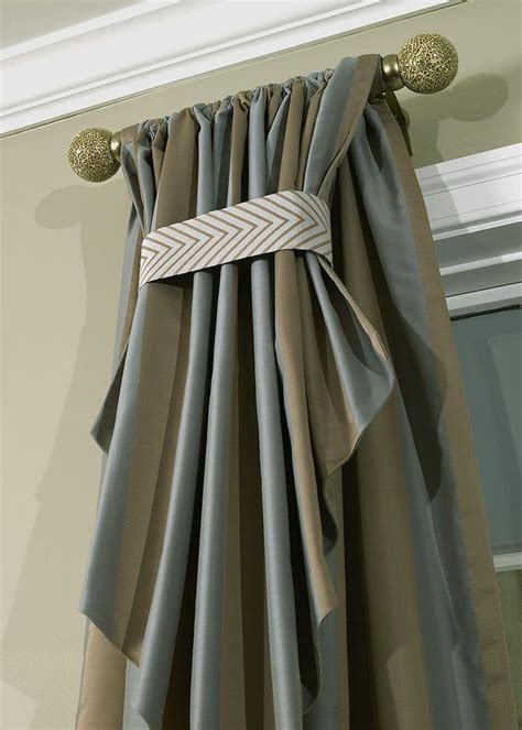 top of curtain called 17 best images about flowing curtains on pinterest
