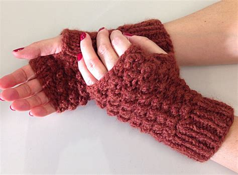 free fingerless gloves knitting pattern uk fingerless mittens archives shortrounds