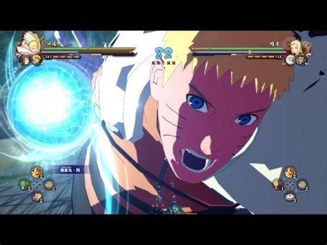 boruto jelek penakan game naruto shippuden ultimate ninja storm 4
