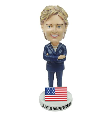 bobblehead clinton clinton bobblehead collectible bobbleheads by