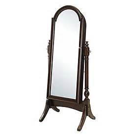 Cheval Jewelry Armoire Mirror View Cherry Cheval Mirror Jewelry Armoire Deals At Big Lots
