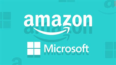 amazon worth amazon worth more than microsoft for first time