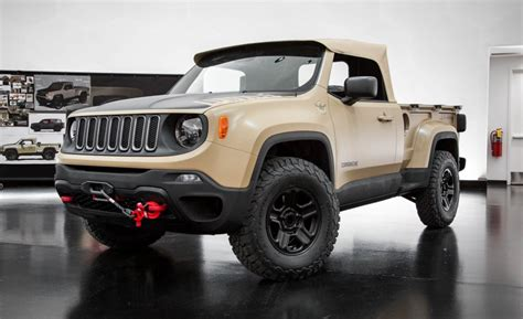 2016 Jeep Comanche Hellcat Wrangler Oh Hellz Yeah