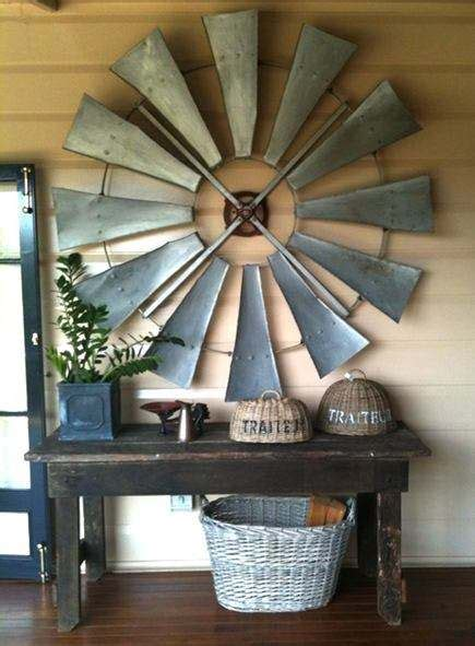 old windmill fan blades for sale vintage windmill wings repurposed as a decor recyclart