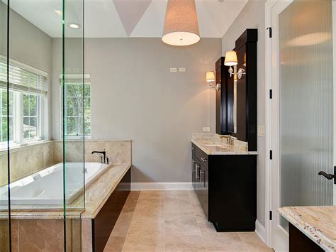 bathrooms with dark cabinets photo page hgtv