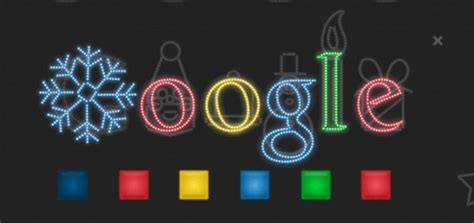 google images jingle bells merry christmas says google as it unveils animated jingle