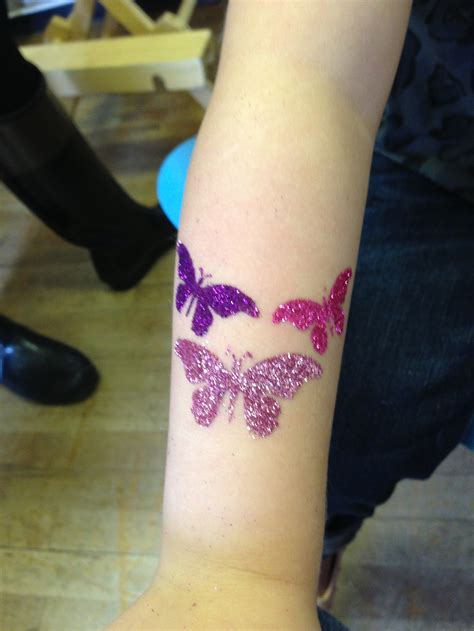watercolor tattoo kent painting glitter tattoos bouncy castle hire in