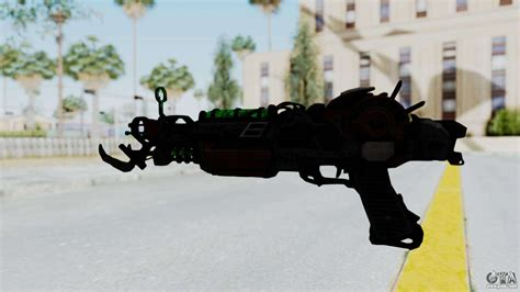 ray gun mark ii  gta san andreas
