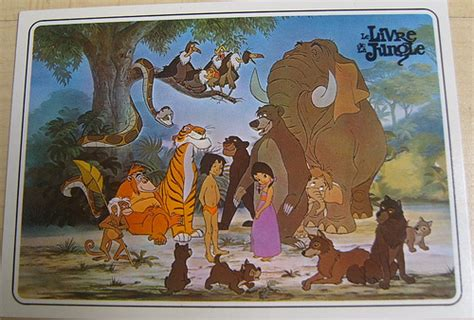 pictures of the jungle book characters list of the jungle book characters