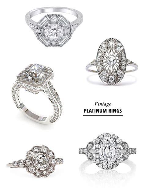 glamorous platinum engagement rings green wedding shoes