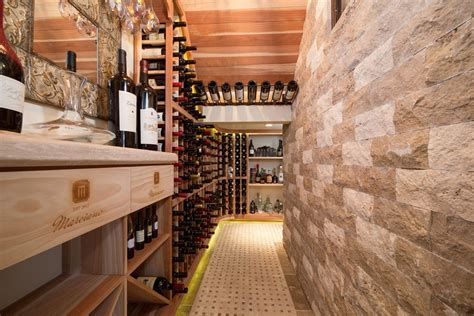 under stair wine cellar home remodeling pictures phoenix az wine cellars more