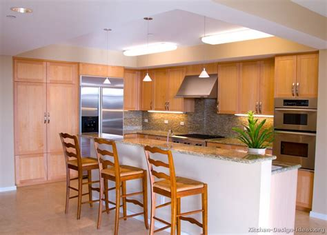 kitchen design ideas org pictures of kitchens traditional light wood kitchen cabinets page 3