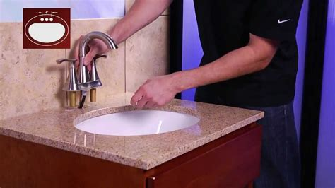 installing a bathroom faucet installing a pfister 4 quot centerset bathroom faucet with