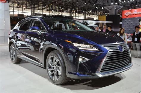 lexus rx 450h hybrid car 2016 lexus rx 450h hybrid review interior price redesign