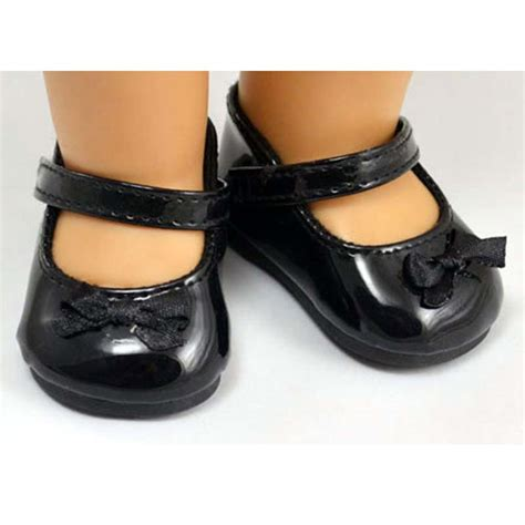 american doll shoes wholesale lucky 5pairs lot wholesale fashion 18 shoes black