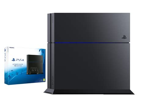 new ps4 console sony playstation 4 1tb console brand new ebay