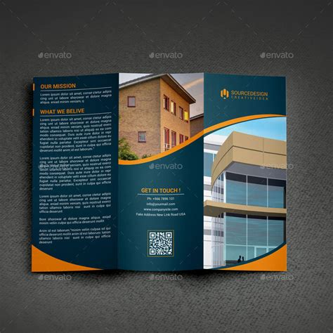 real estate tri fold brochure template new start real estate company trifold brochure by
