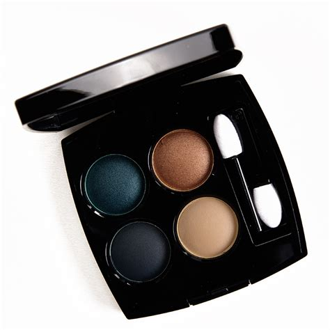 Harga Chanel Les 4 Ombres chanel road les 4 ombres multi effect quadra
