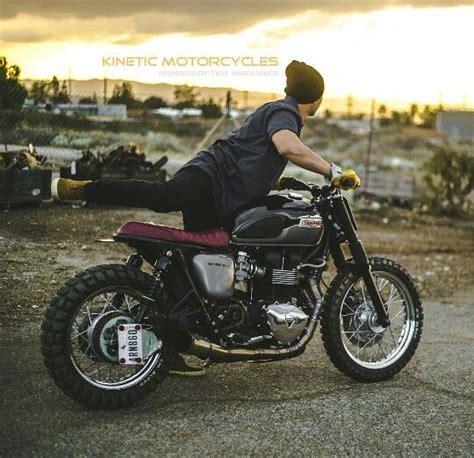 Die Motorrad Garage For Sale by Die 25 Besten Ideen Zu Triumph Cafe Racer Auf