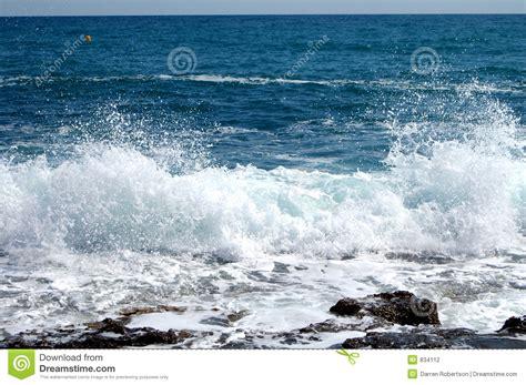 Sprei No 2 Frozen sea spray frozen in stock photography image 834112