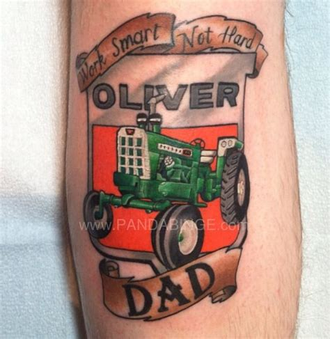 tractor tattoos 17 best images about travis on logos cars and