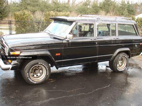 jeep grand wagoneer 1988 jeep grand wagoneer