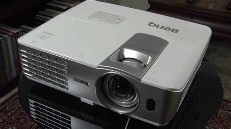 Proyektor Benq W1080st benq w1080st 3d dlp projector review