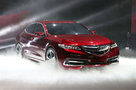 nissan acura 2015 2015 acura tlx prototype first look motor trend