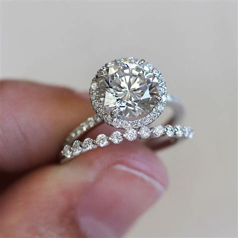 single band engagement rings brilliant and beautiful custom engagement ring with