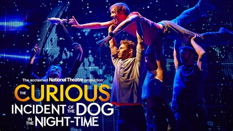 the curious incident of the in the nighttime book the curious incident of the in the time theatre royal plymouth