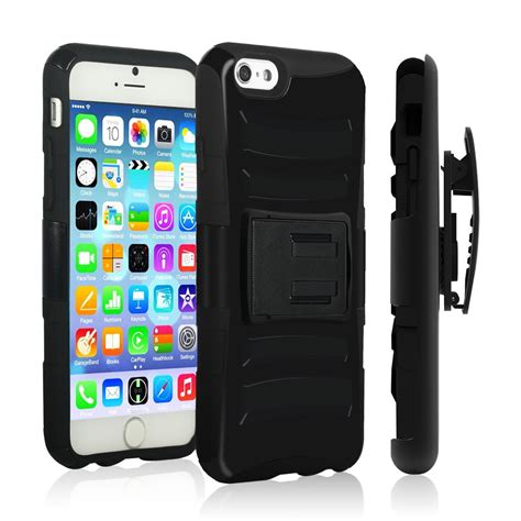 Multi Band For Iphone Sliding Silicone Mobile Phone Holder Iphon ec technology iphone 6 4 7 quot with kickstand dual layer holster black