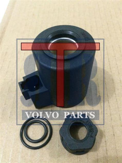 Spare Part Alat Berat Loader Solenoid Engine Stop solenoid volvo ec210b rtr ratu traktor jual spare part