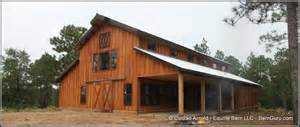 Monitor Barn House Barn Home Cypress Wood Siding Monitor Style