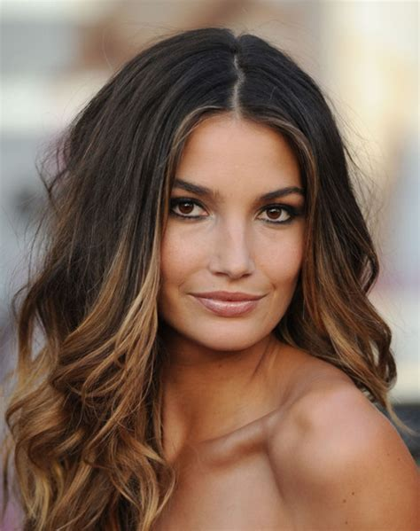 best hair color for a hispanic with roots stylenoted hair color inspiration salon professional