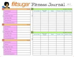 workout journal template diet sheet template bestsellerbookdb
